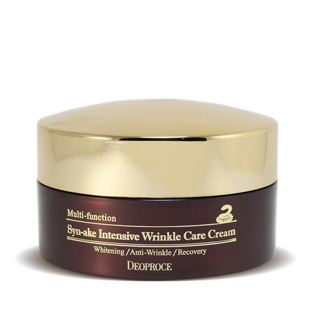 Крем Deoproce Syn-Ake Intensive Wrinkle Care Cream