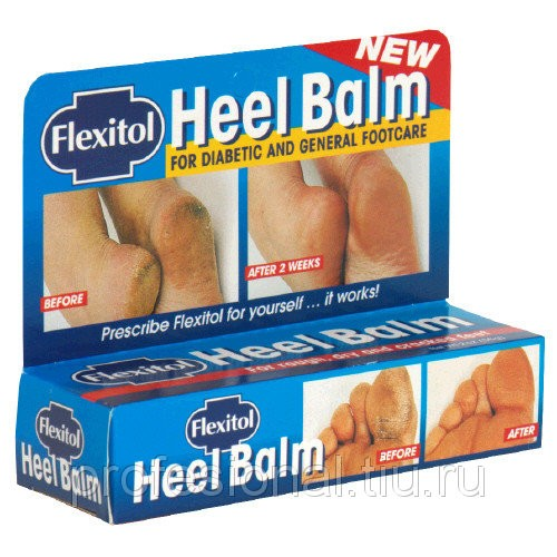 Heel Balm для пяток от трещин