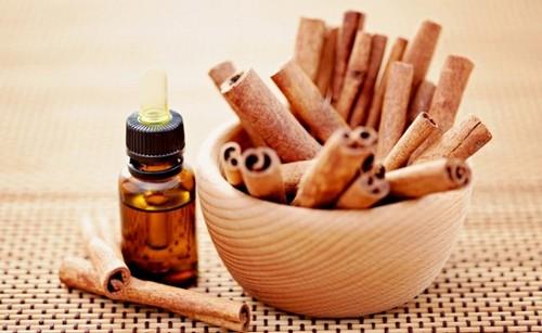 масло корицы для самодельного крема