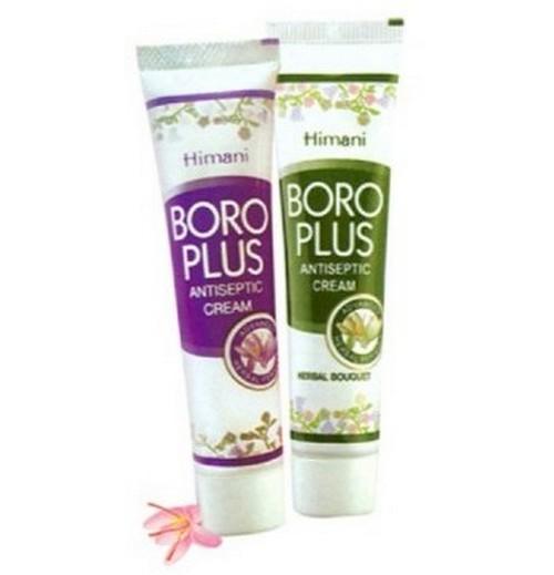 Крем Боро плюс зеленый предназначен для проблемной кожи