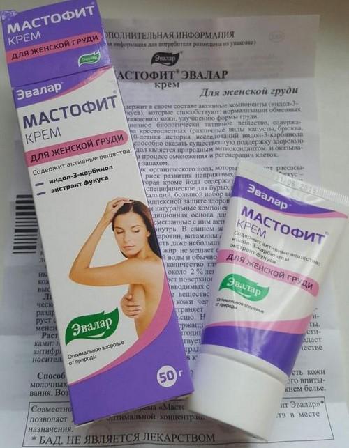 Крем Мастофит