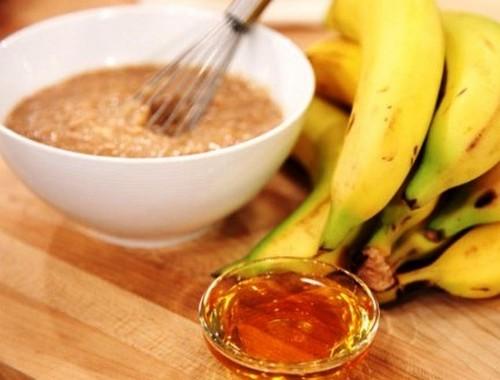 скраб с бананом