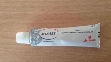 Крем Момат