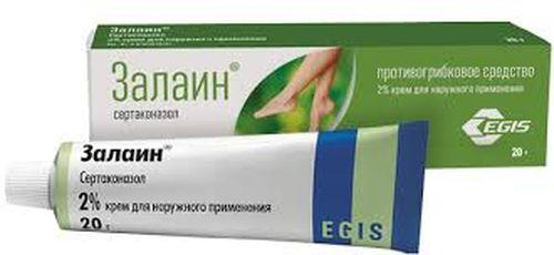 крем для ног ozalin