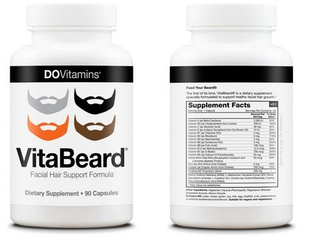 VitaBear для бороды
