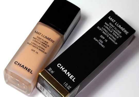 тональник Chanel