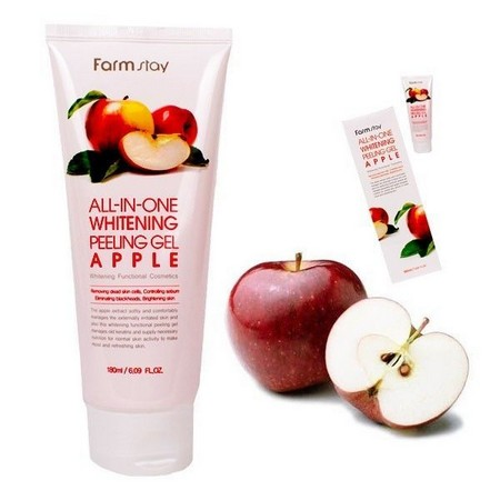 Farm Stay All in one whitening peeling gel