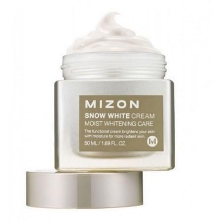 Осветляющий крем Mizon Snow White Cream