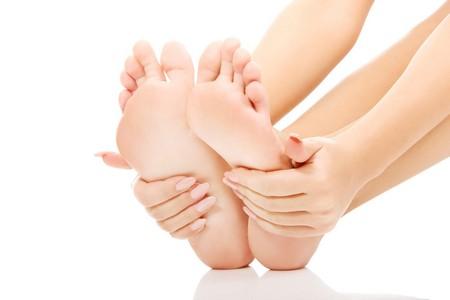 Охлаждающий крем для ног