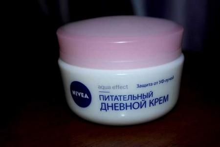 Крем для лица NIVEA AQUA EFFEC