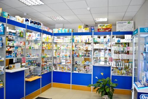 аптечная лавка
