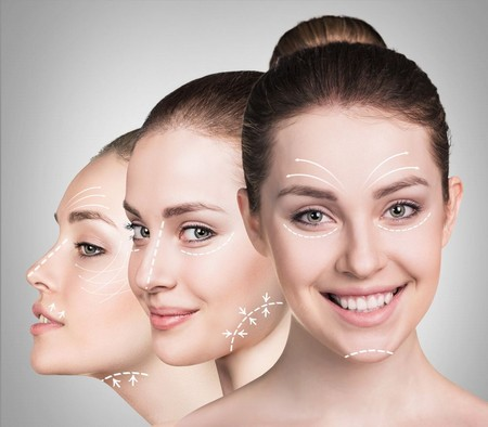 Крем для лица с пептидами