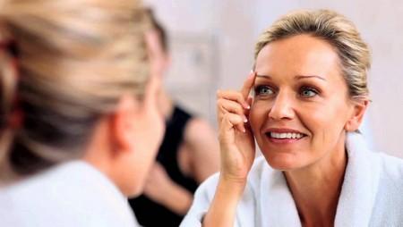 Маска вокруг глаз с эффектом ботокса